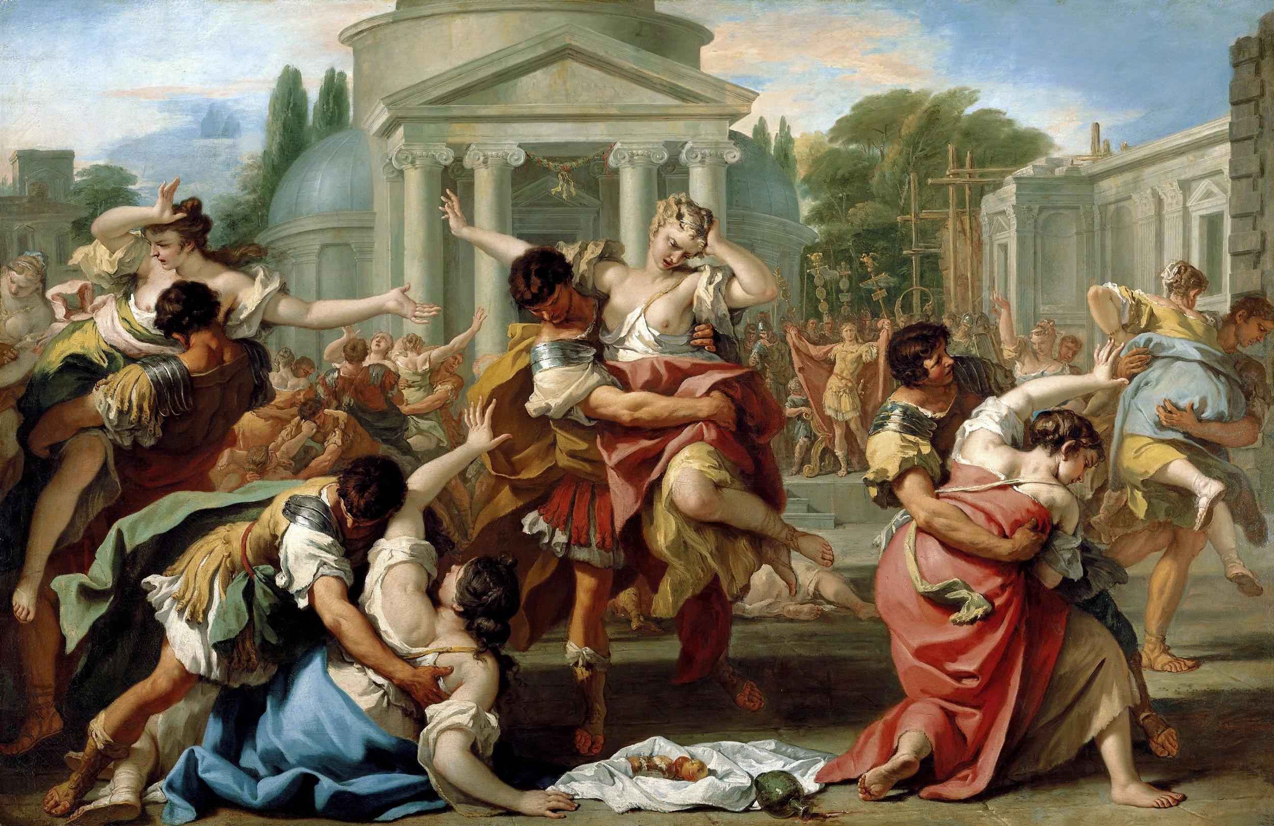 LATEIN: Via Mea L21 (Rom - eine Stadt ohne Frauen)